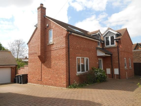 Thumbnail Detached house for sale in Chapel Close, Bedford, Bedfordshire