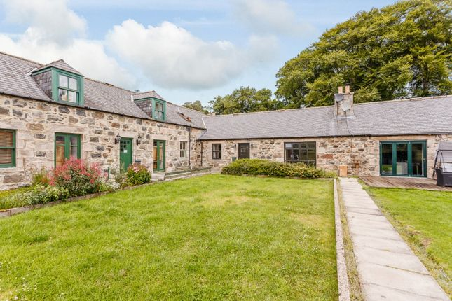 Thumbnail Barn conversion for sale in Farm Cottages, Alford, Aberdeenshire