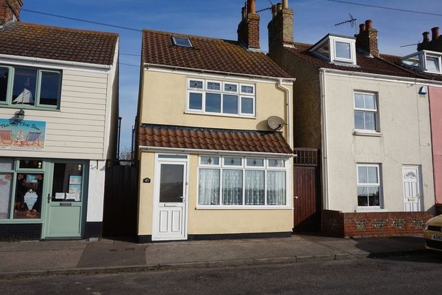Thumbnail Detached house to rent in Pakefield Street, Pakefield, Lowestoft
