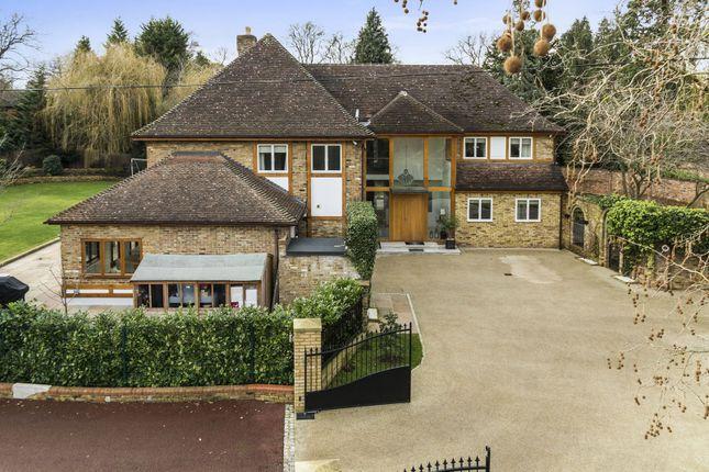 Thumbnail Detached house for sale in Ashley Park Avenue, Walton-On-Thames
