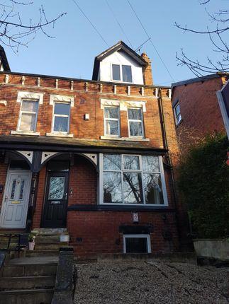 Thumbnail Flat to rent in 27 Oakwood Avenue, Leeds