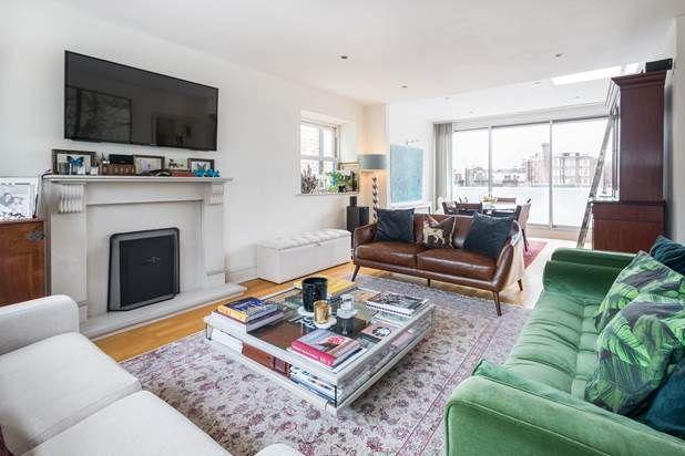 Thumbnail Flat For Sale In Pembridge Villas, London