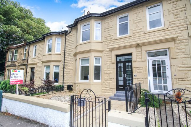 Thumbnail Terraced house for sale in West Coats Road, Cambuslang, Glasgow