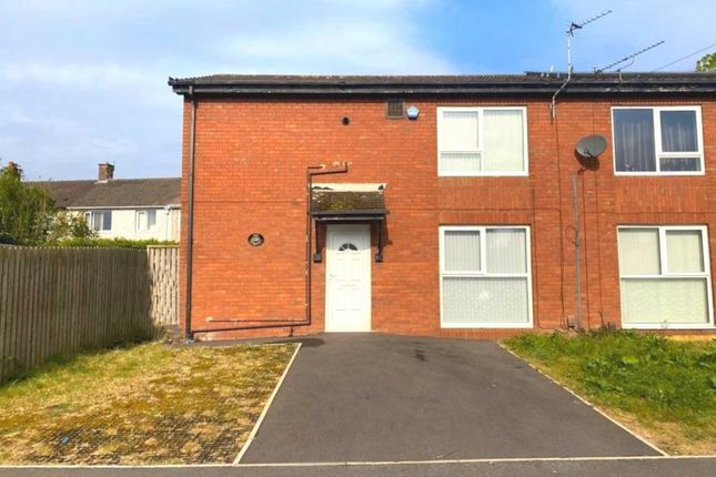 Semi-detached house to rent in Norbury Close, Westvale, Liverpool