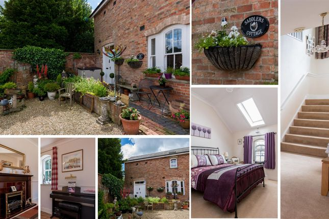 Thumbnail End terrace house for sale in Raithby, Spilsby