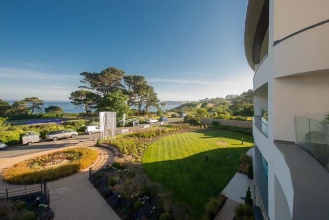 Thumbnail Flat for sale in Sea Road, Carlyon Bay, St Austell