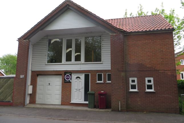 Thumbnail Detached house to rent in 8A Abbey Road, Ulceby