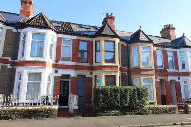 Inverness Place, Roath, Cardiff CF24