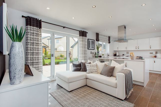 """Thumbnail Detached house for sale in """"The Milsom"""" at Granville Road, Bath"""