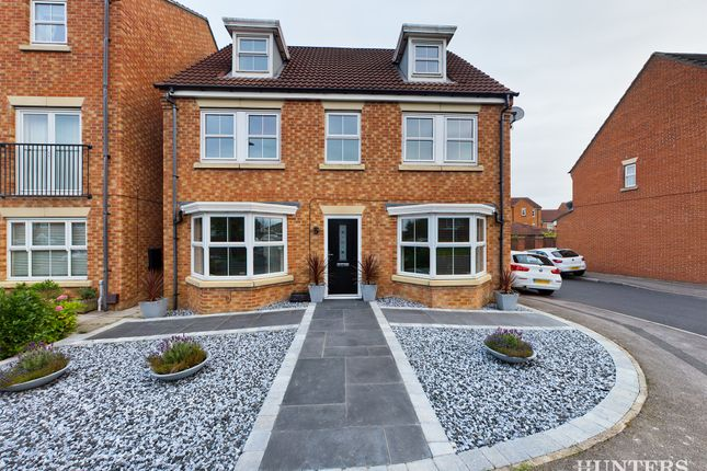 Thumbnail Detached house for sale in Rolling Mill, Consett, Durham