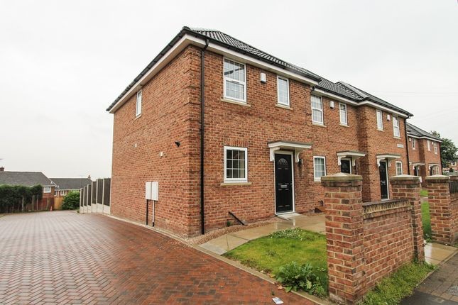 Thumbnail Town house for sale in The Dards, Cudworth, Barnsley