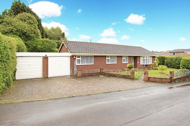 Thumbnail Detached bungalow for sale in Princes End, Dawley Bank, Telford