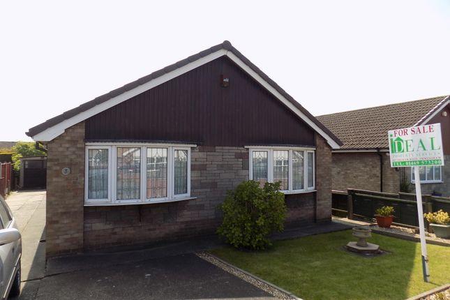 Thumbnail Detached bungalow for sale in Cedar Drive, Immingham