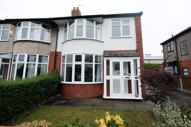 Thumbnail Semi-detached house to rent in Duchy Avenue, Fulwood, Preston