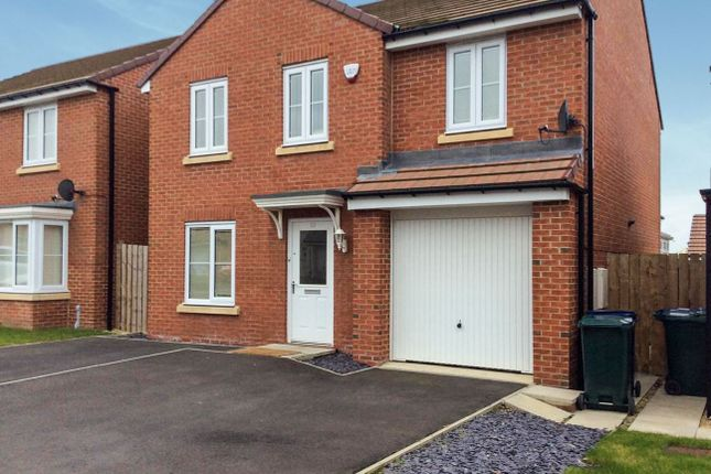 Thumbnail Detached house to rent in Ministry Close, Newcastle Upon Tyne