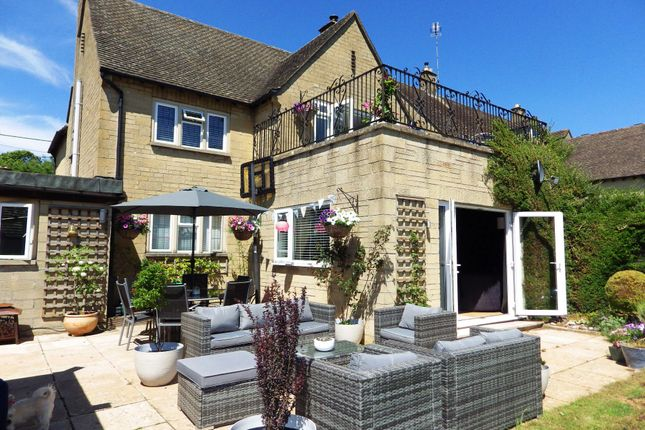 Thumbnail Detached house for sale in Overhill Road, Stratton, Cirencester