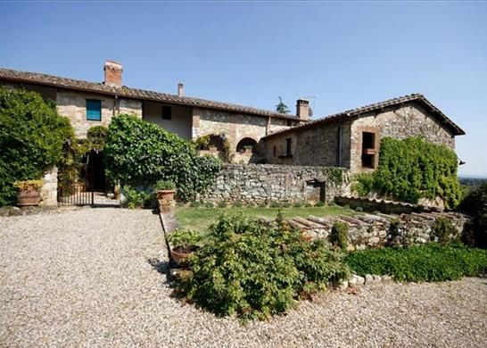 5 bed farmhouse for sale in Siena, Tuscany, Italy