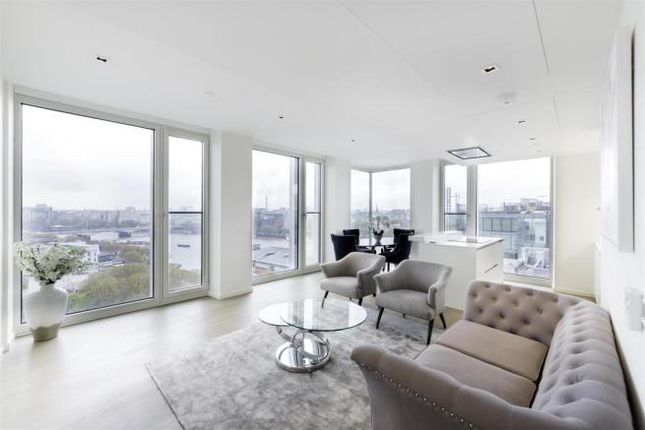 Thumbnail Flat to rent in Southbank Tower, 55 Upper Ground