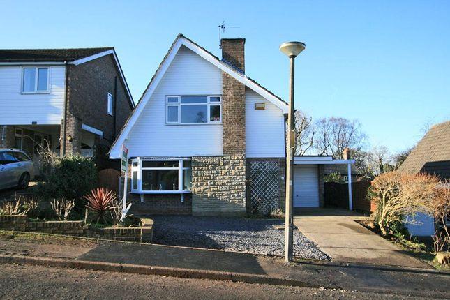 Thumbnail Detached house to rent in Robert Moffat, High Legh, Knutsford