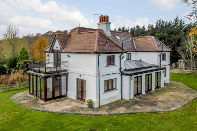 Thumbnail Detached house for sale in Coopers Green Lane, St. Albans, Hertfordshire