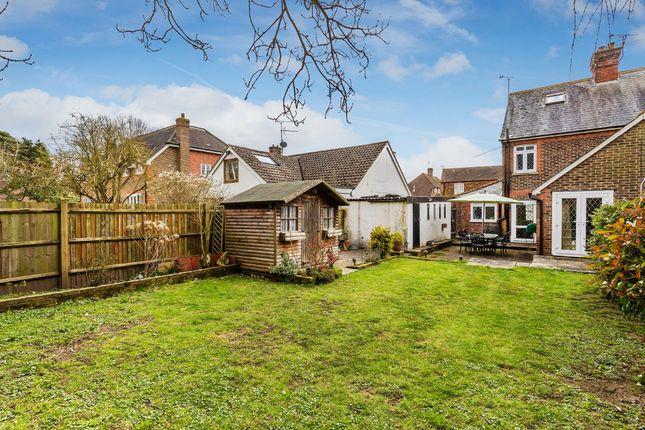 Thumbnail Semi-detached house for sale in Church Lane, Broadbridge Heath, Horsham
