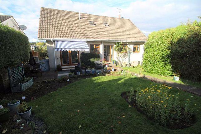 Thumbnail Detached house for sale in Ardgowan Crescent, Inverkip, Greenock