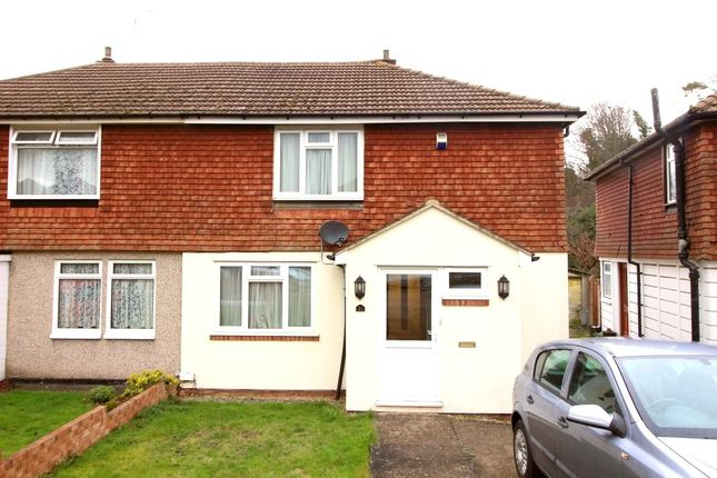 Thumbnail Semi-detached house to rent in Maxwell Gardens, Orpington