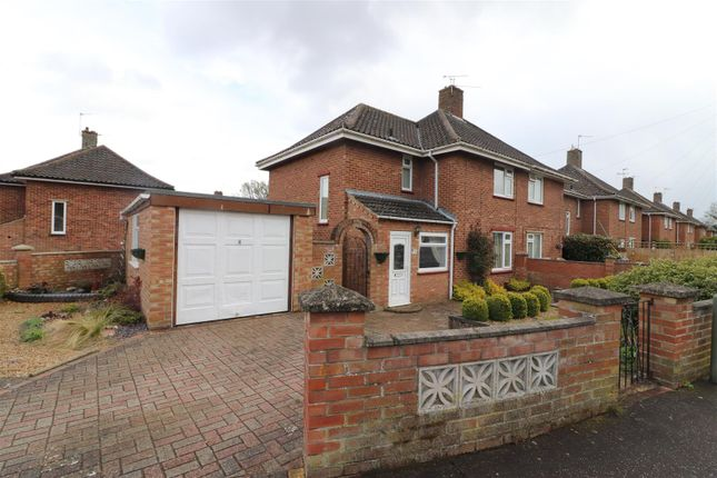 Thumbnail Property to rent in Nasmith Road, Norwich