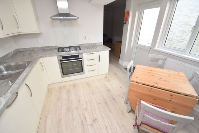 Thumbnail Terraced house to rent in Kimberley Park Road, Falmouth