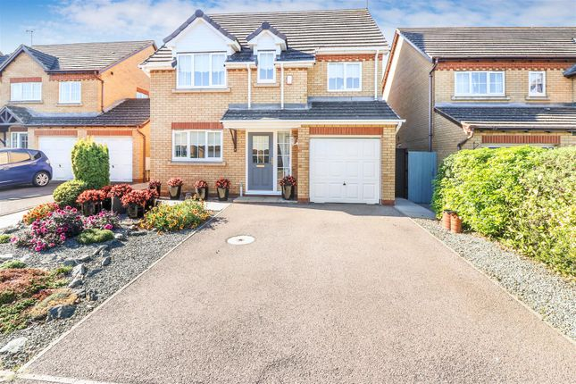 Thumbnail Detached house for sale in Townsend Leys, Higham Ferrers, Rushden
