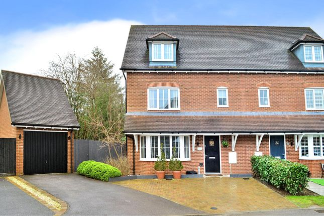 Semi-detached house for sale in East Grinstead, West Sussex