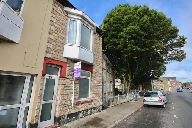 Thumbnail Terraced house to rent in St. Marys Road, Portsmouth