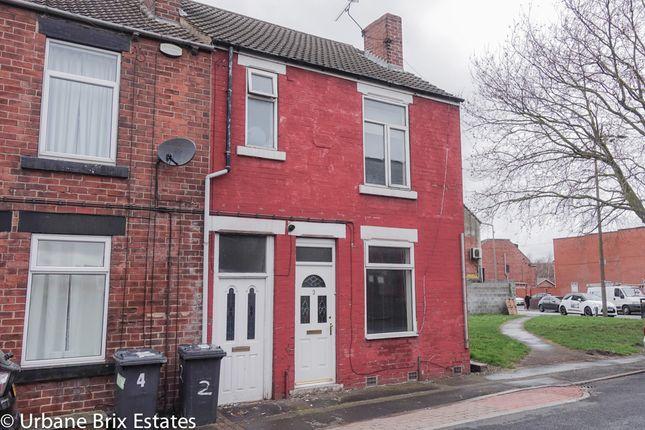 Britain Street, Mexborough S64