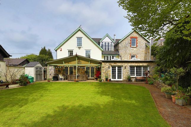 Thumbnail Detached house for sale in Peterston-Super-Ely, Cardiff