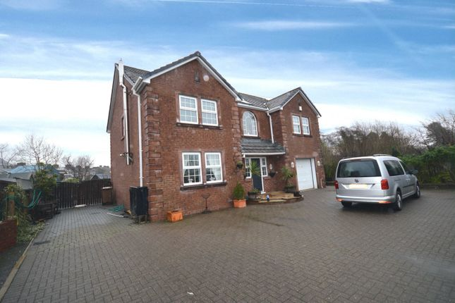 Thumbnail Detached house for sale in Crown Place, Leconfield Street, Cleator Moor, Cumbria