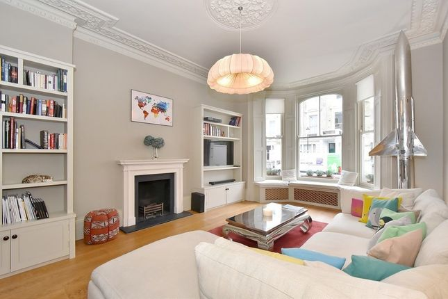 Thumbnail Flat to rent in Arundel Gardens, Nottinghill, London