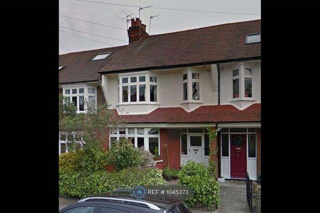 Thumbnail Terraced house to rent in Harcourt Road, London