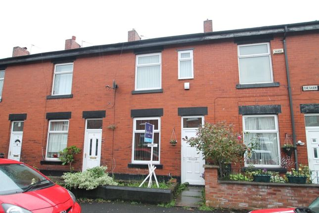 Terraced house for sale in Chesham Crescent, Bury