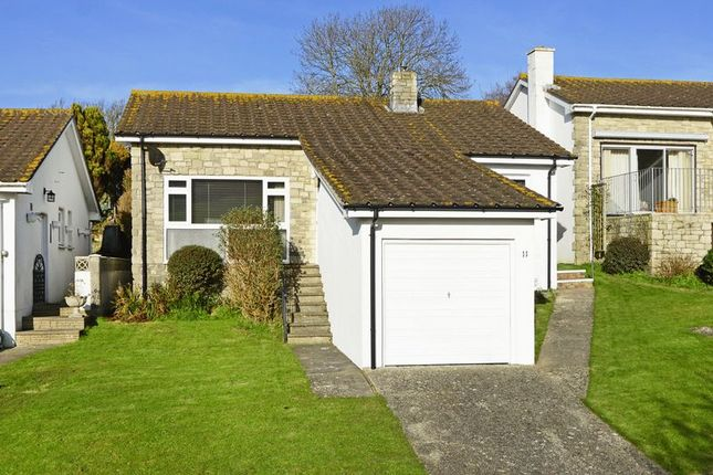 Thumbnail Detached bungalow for sale in Shepherds Way, West Lulworth BH20.