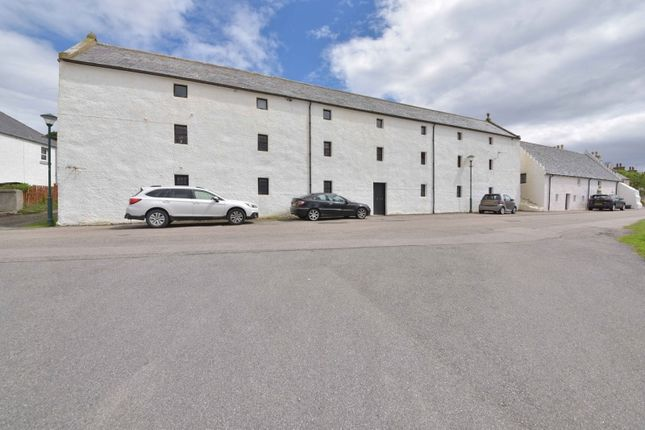 Thumbnail Flat for sale in Harbour Buildings, Portmahomack, Tain, Highland