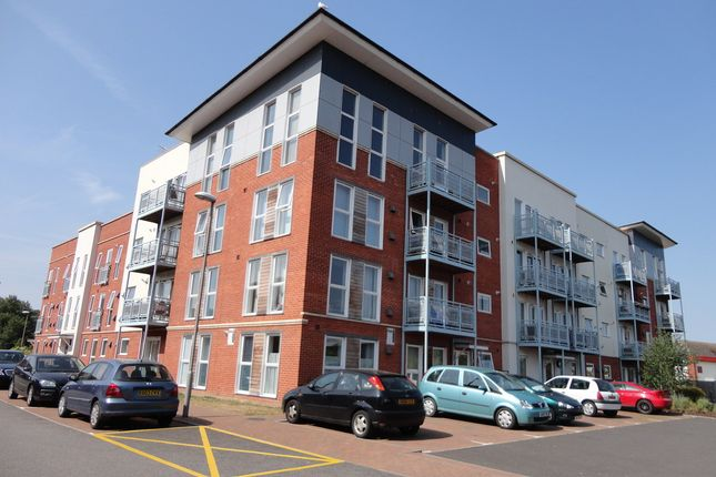 2 bedroom flat to rent in Gaskell Place, Ipswich