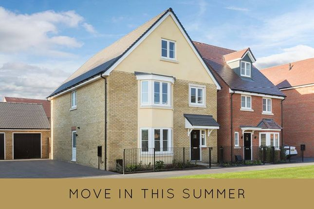 "Thumbnail Detached house for sale in ""The Sidlesham"" at Shopwhyke Road, Chichester"