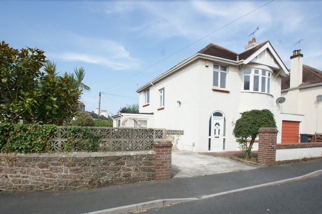 Thumbnail Detached house for sale in Wilbarn Road, Paignton