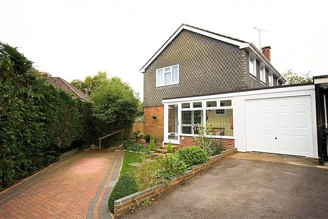 Thumbnail Detached house for sale in Parkside, Bedhampton, Hampshire