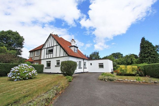 Thumbnail Semi-detached house for sale in 23, Avenue Road, Abergavenny, Monmouthshire