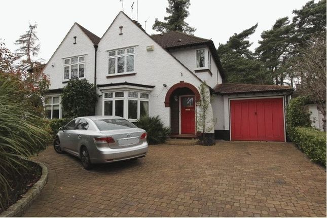 Thumbnail Semi-detached house for sale in Woodmansterne Road, Carshalton