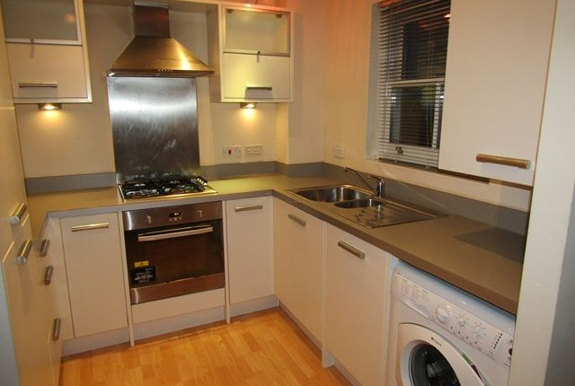 Kitchen of Hatters Court, Higher Hillgate, Stockport SK1