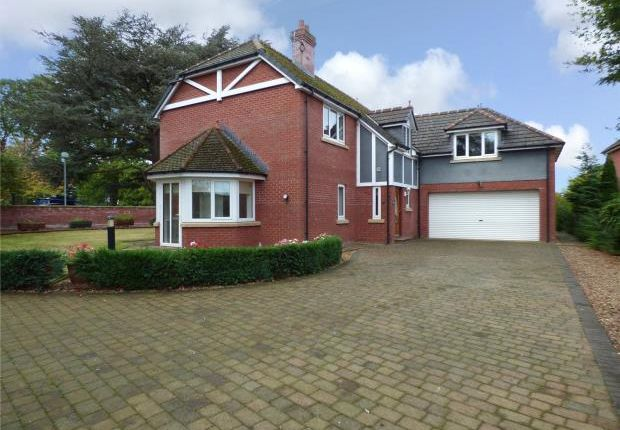 Thumbnail Detached house for sale in Scotby Grange, Scotby, Carlisle