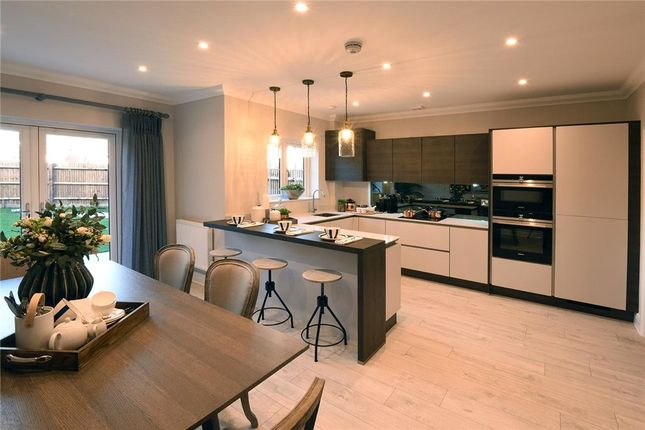Thumbnail Terraced house for sale in Cliddesden Road, Basingstoke, Hampshire