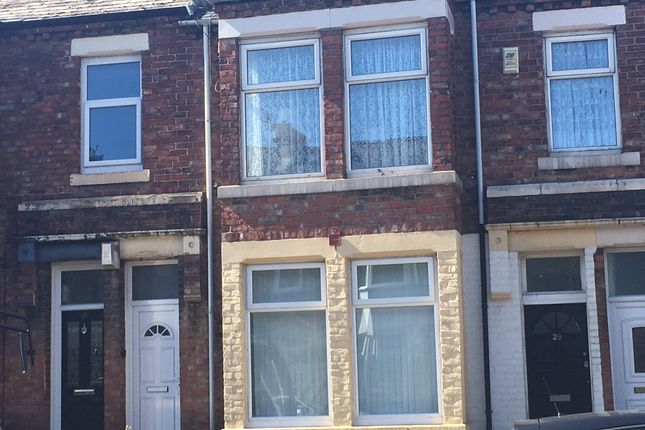 Thumbnail Flat to rent in Imeary St, South Shields